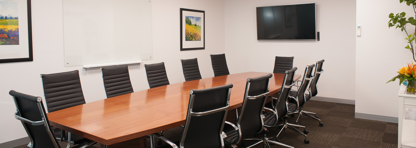Boardroom and Meeting Rooms